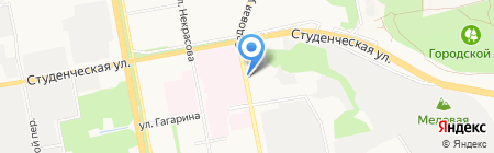 Прелесть на карте Белгорода