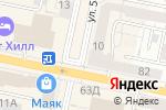 Схема проезда до компании Ломбарды-Дива-Белгород в Белгороде