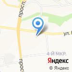 Дуэт на карте Белгорода