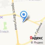 Сказка на карте Белгорода