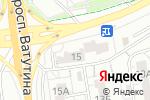 Схема проезда до компании Центр реабилитации в Белгороде