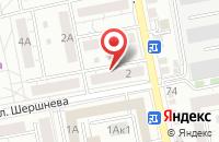 Схема проезда до компании Планета путешествий и развлечений в Белгороде