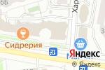 Схема проезда до компании Златоустовский Завод Бетоносмесительного Оборудования в Белгороде