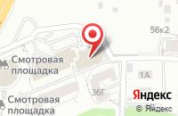 Схема проезда до компании Фалькон в Белгороде