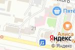 Схема проезда до компании Городская детская поликлиника №3 в Белгороде