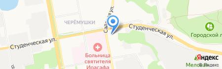 Медицинский центр Шарова М.Г. на карте Белгорода