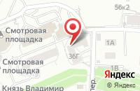 Схема проезда до компании Boxberry в Белгороде