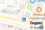 Схема проезда до компании Зооцентр в Белгороде