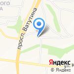На 5 на карте Белгорода