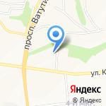 МАКС-Строй на карте Белгорода
