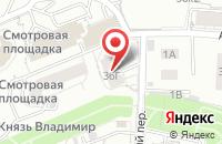 Схема проезда до компании Мой дом в Белгороде
