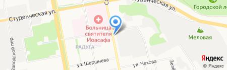 Орто доктор на карте Белгорода