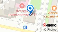 Компания Окна Центр на карте