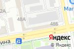 Схема проезда до компании CLOVER в Белгороде