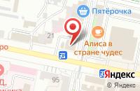 Схема проезда до компании Магазин тканей в Белгороде