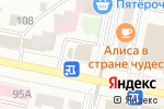 Схема проезда до компании Лама в Белгороде