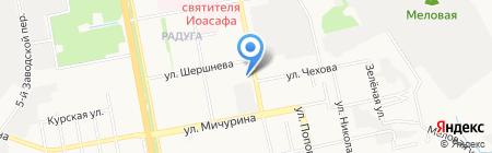 ИФНС на карте Белгорода