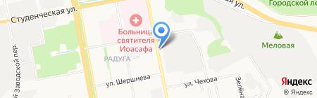 Красота ручной работы на карте Белгорода
