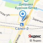 Оконная компания на карте Белгорода