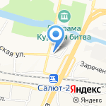 САЛЮТ на карте Белгорода