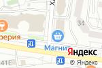 Схема проезда до компании Кедр в Белгороде