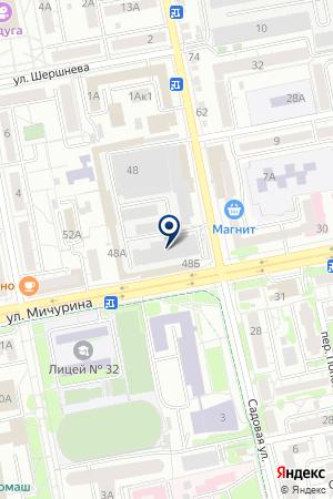 АПТЕКА ДОКТОР СТОЛЕТОВ на карте Белгорода