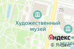 Схема проезда до компании Coffee Bean в Белгороде