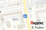Схема проезда до компании МТС в Белгороде