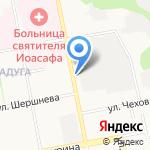 Центр ремонта автоэлектрики на карте Белгорода
