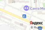 Схема проезда до компании Зеленая грядка в Белгороде