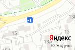 Схема проезда до компании Колба в Белгороде
