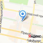 Цифромаркет на карте Белгорода