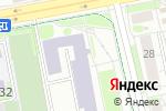 Схема проезда до компании Эдем в Белгороде