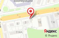 Схема проезда до компании АдвокатЪ в Белгороде