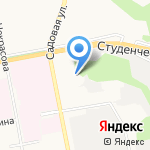Прибор-сервис КМ на карте Белгорода