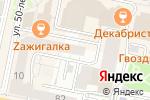Схема проезда до компании Школа М. Монтессори+ в Белгороде