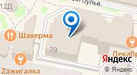 Компания БизнесРост на карте