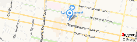 Restar-IT на карте Белгорода