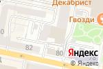 Схема проезда до компании Управляющая компания по жилью №7 в Белгороде