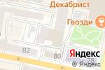 Схема проезда до компании Oriflame в Белгороде