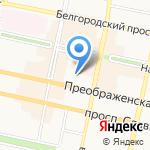 Restart-IT на карте Белгорода