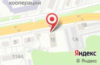 Схема проезда до компании Белгородкино в Белгороде