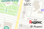Схема проезда до компании Энергогарант, ПАО в Белгороде
