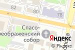 Схема проезда до компании Церковная лавка в Белгороде