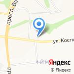 Белгородская областная нотариальная палата на карте Белгорода