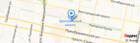 БелСтройБюро на карте Белгорода