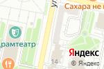 Схема проезда до компании Hartong в Белгороде