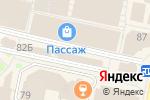 Схема проезда до компании Lady Victori в Белгороде