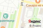 Схема проезда до компании Великан в Белгороде