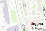 Схема проезда до компании Макияж-студия в Белгороде
